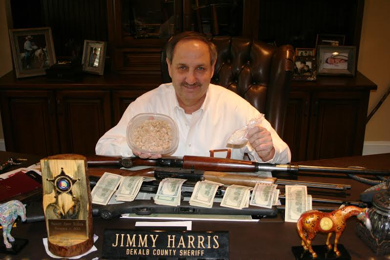 jimmy harris drugs